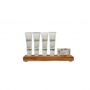 Piwari Amenity Display Tray - Natural