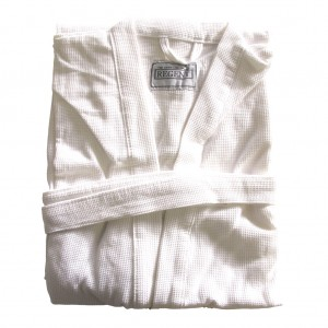 12510-Regent-Collection-Waffle-Bathrobe-300gsm