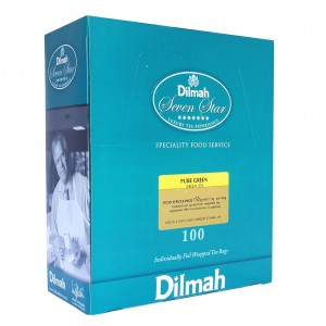 Dilmah Green Tea (100)