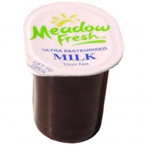 Meadow Fresh UHT Milk 15ml (250)