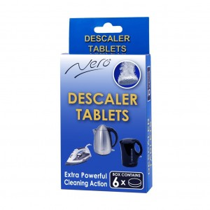 Kettle & Iron Descaler Tablets (6 pack)
