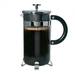 Impress Chrome Coffee Plunger 3 Cup