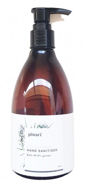 Piwari 75% Alcohol Hand Sanitiser 300ml