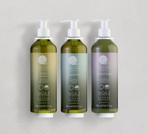 Geneva Green Body Wash 370ml Bottle