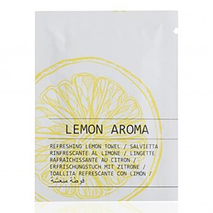 Travel Care Refreshing Lemon Towel