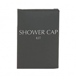 The Charcoal Collection Shower Cap (250)