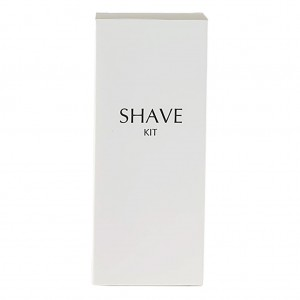 The White Collection Shaving Kit (250)
