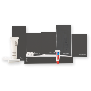 The Charcoal Collection Dental Kit (250)