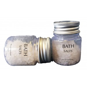 The White Collection Bath Salts 30g(250)