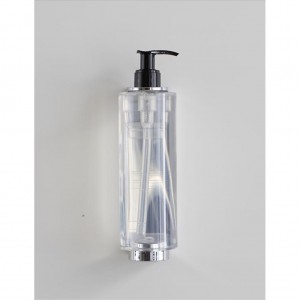 Chromed Holder for 380ml Pump Bottles