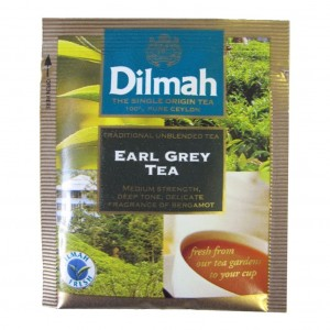 Dilmah Earl Grey Envelope Tea 100
