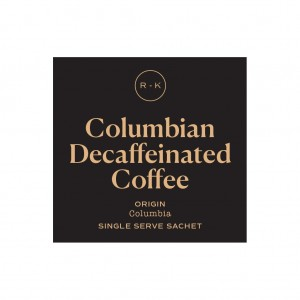 RK Decaf Columbian Coffee Sachet