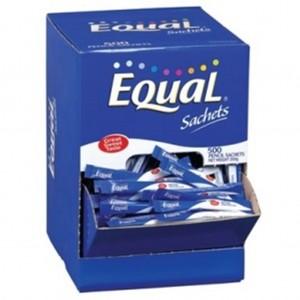 Equal Sweetener Pencil Sticks (500)