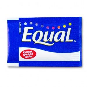 1 Equal Sweetener SACHETS 750