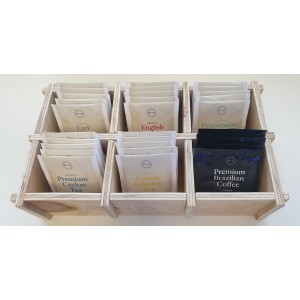 Royale Kitchen Tea/Coffee Caddy