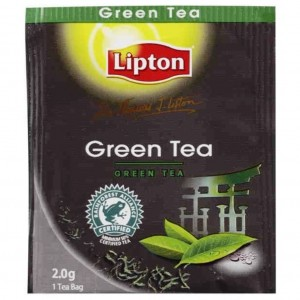 Lipton Green Tea 6x25