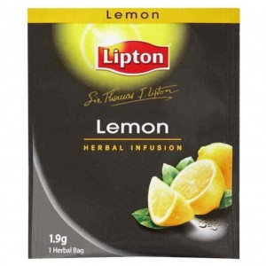 Lipton Lemon Tea 6x25
