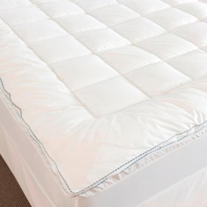 Pillow Top Mattress Topper Fit Super King
