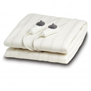 Goldair Electric Blanket Double.Queen 155 x 150cm + 40cm Fitted