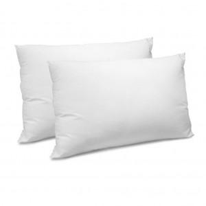 Pillow FirmStandard 48 x 77cm Polyester Fill 600gm