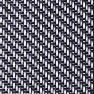 Woven PVC Placemat Metallic 450 x 300mm
