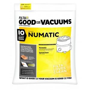 Numatic C013 Vacuum Bags 10pk