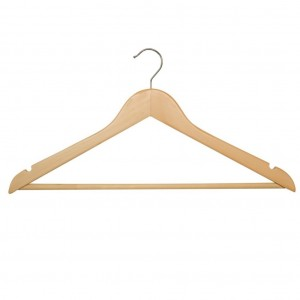 Coat Hangers Male Trouser Rail With Hook 100