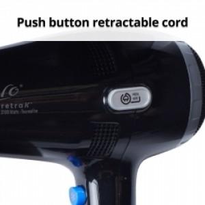 Nero Retrak Cord Hair Dryer 2100W
