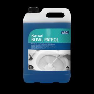 Kemsol Bowl Patrol Toilet Cleaner 5L