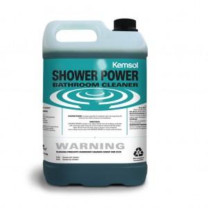 Kemsol Shower Power Bathroom Cleaner 5l