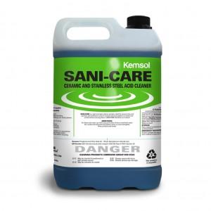 Kemsol Sani Care Ceramic & SS Cleaner 5L