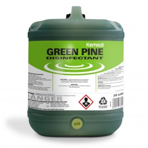 Kemsol Green Pine General Disinfectant 100 140 20L