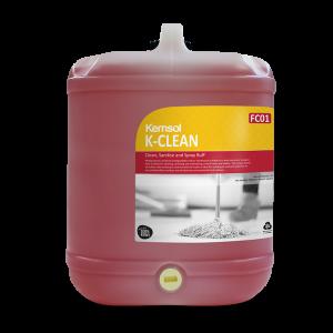 Kemsol K-Clean Sanitise & Spray Buff 20L