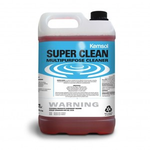 Kemsol Super Clean Multipurpose Cleaner 5L