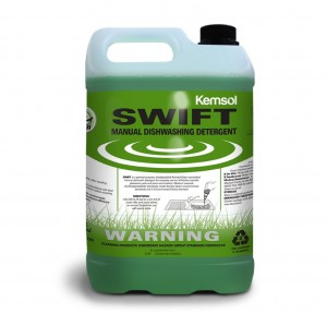 Kemsol GREEN Swift Hand Dishwash Detergent 5L
