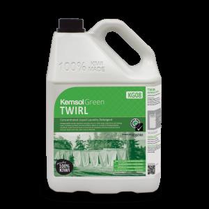 Kemsol Twirl Green Laundry Deteregent 5L