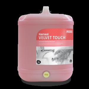 Kemsol Velvet Touch Hand Soap 20L