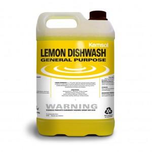 Kemsol Lemon Dishwash Detergent 5L