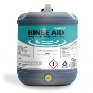 Kemsol Rinse Aid Drying Agent 20L