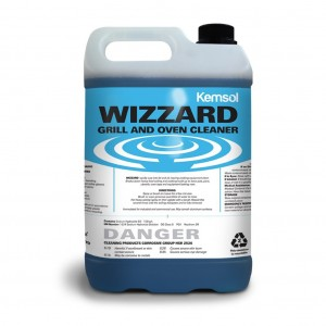Kemsol Wizzard Grill & Oven Cleaner 5L