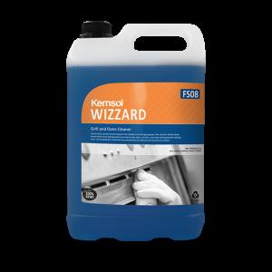 Kemsol Wizzard Oven Cleaner 5L DG8