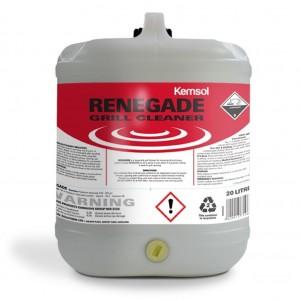Kemsol Renegade Heavy Duty Grill Cleaner 20L