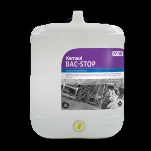 Kemsol Bac-Stop Disinfectant 20L DG8