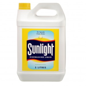Sunlight Dishwash Liquid 5L