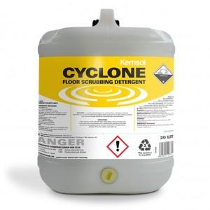 Kemsol Cyclone Floor Scrubbing Degergent 20L