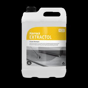 Kemsol Extractol Carpet Shampoo 5L