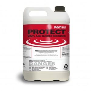 Kemsol Protect Vinyl & Rubber Restorer 5L