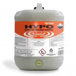 Kemsol Hypo Sodium Hypochlorite 15% 20L