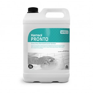 Kemsol Pronto Bacteria and Mould remover 5L