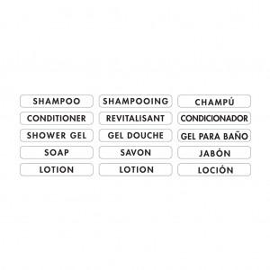 Aviva Dispenser Replacement Labels